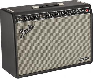 "Fender Tone Master Deluxe Reverb 1x12"" 100-Watt Guitar Combo Amp"