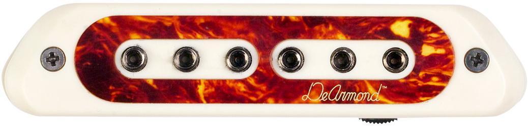 GUILD DeArmond Tone Boss Passive Soundhole Pickup