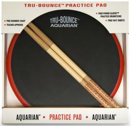 "Aquarian Tru-Bounce 12"" Drum Practice Pad"