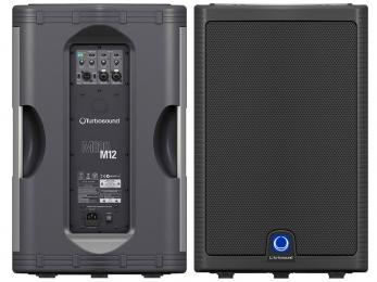 "Turbosound Milan M15  15"" Powered PA Speaker"