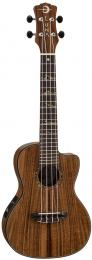 Luna Guitars High-Tide Koa Concert Acoustic-Electric Ukulele