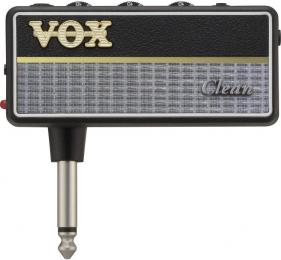 Vox amPlug 2 Clean Headphone Guitar Amp