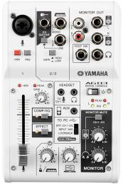 Yamaha AG03 3-Channel Mixer Audio Interface for iPad / Mac / PC