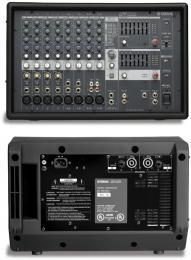 Yamaha EMX512SC Powered Audio Mixer