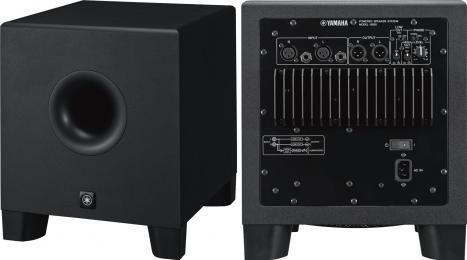 Yamaha HS8S Studio Monitor Subwoofer