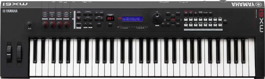 Yamaha MX61 61-Key Synth MIDI Controller Keyboard