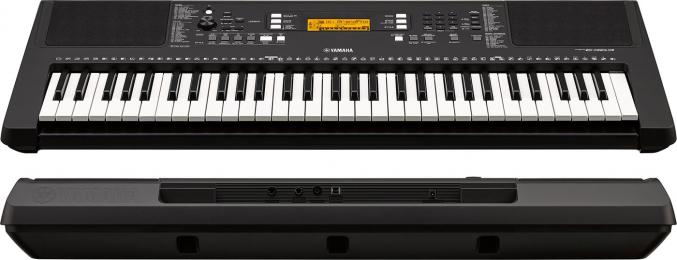 The best portable keyboards under 500 w midi 2018 for Yamaha piano keyboard 61 key psr 180
