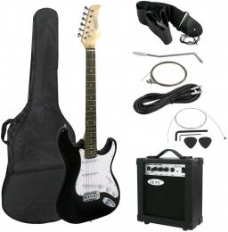 Zeny Starter Pack Electric Guitar Bundle