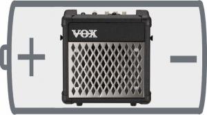 Battery Powered Guitar Amp