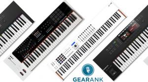 The Highest Rated MIDI Keyboards