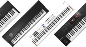 The Highest Rated MIDI Controller Keyboards