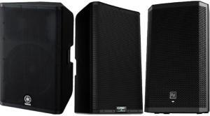 Powered PA Speakers