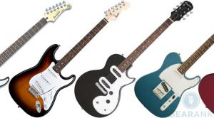 The Best Cheap Electric Guitars