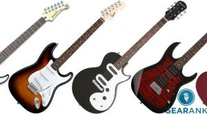 The Highest Rated Electric Guitars Under $200