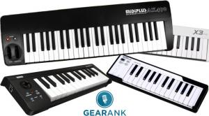 The Highest Rated Cheap MIDI Keyboards