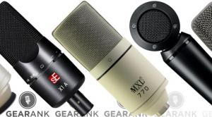 The Highest Rated Condenser Mics Under $100