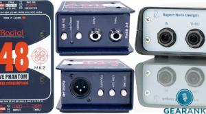 The Highest Rated DI and Reamp Boxes