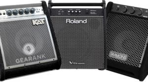 The Highest Rated Drum Amps