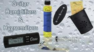 Guitar Humidifiers & Hygrometers
