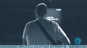 The Highest Rated Guitar Straps