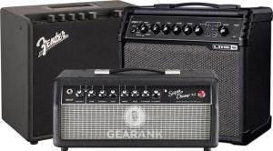 The Highest Rated Modeling Amps