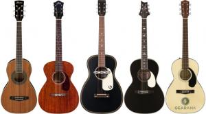 The Highest Rated Parlor Guitars