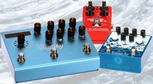 The Highest Rated Reverb and Reverb-Delay Pedals