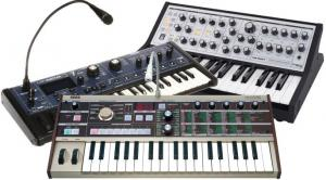 Synthesizer Keyboards