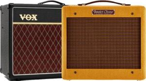 Guitar Combo Tube Amps
