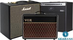The Highest Rated Combo Guitar Tube Amps