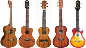 The Highest Rated Acoustic-Electric Ukuleles