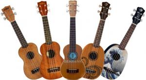 The Highest Rated Soprano & Pineapple Ukuleles