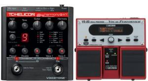 Vocal Effects Pedals / Processors