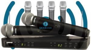 The Highest Rated Wireless Microphone Systems