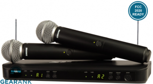The Highest Rated Handheld Wireless Microphone Systems