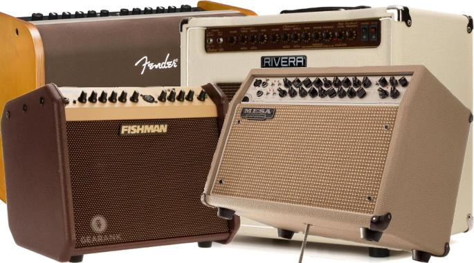 The Highest Rated Acoustic Guitar Amps