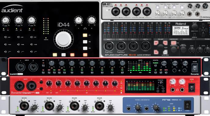 The Highest Rated USB Audio Interfaces