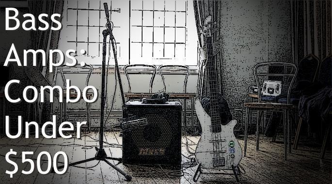 Combo Bass Amplifier