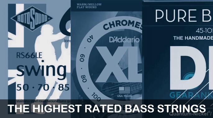 D/'Addario ECB84 Set Bass Chrome 40-100 Long