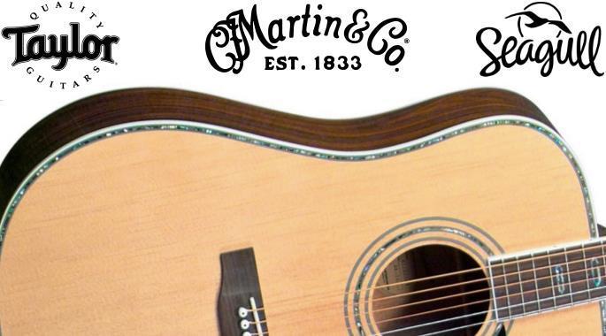 Acoustic Electric Guitars Guitars & Basses Nice Martin Dcpa4 Natural Acoustic Guitar