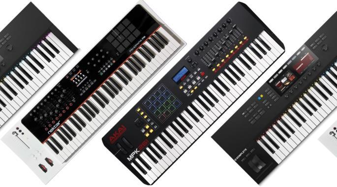 The Best MIDI Keyboard Controllers - Up To $1000 - 2018
