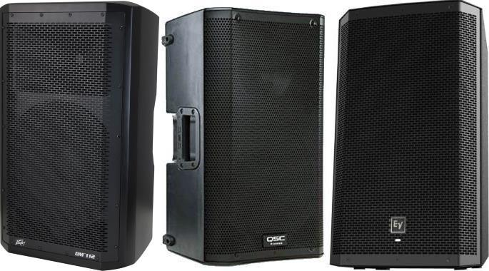 The Top 10 Best Powered Pa Speakers Gearank