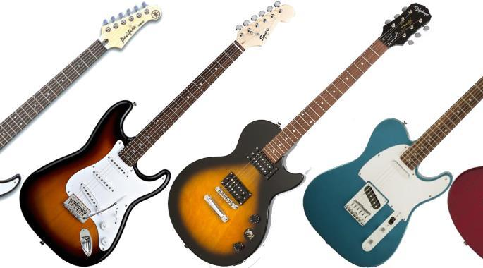 Here Is A Guide To Selecting The Best Budget Electric Guitar That Sells For Less Than