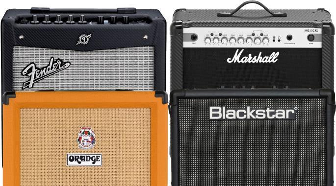 BLANCHE: Can you hook up two combo amps together