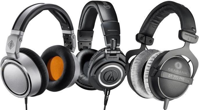 The Highest Rated Closed Back Headphones