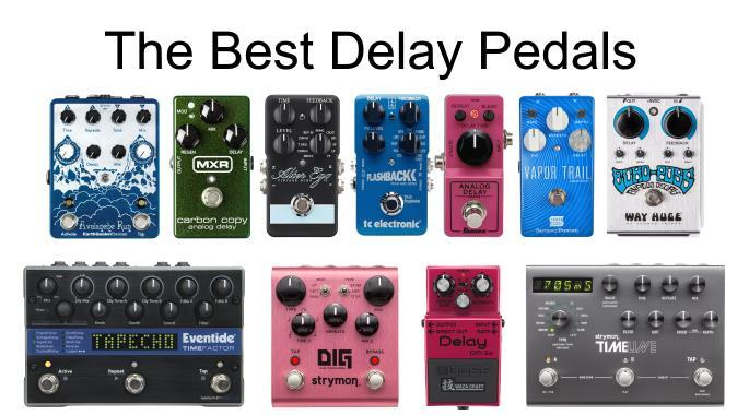 Image result for Delay Pedal