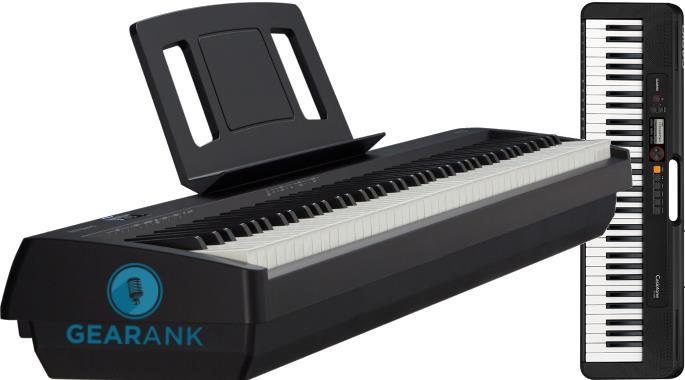 The Highest Rated Digital Pianos Under $500