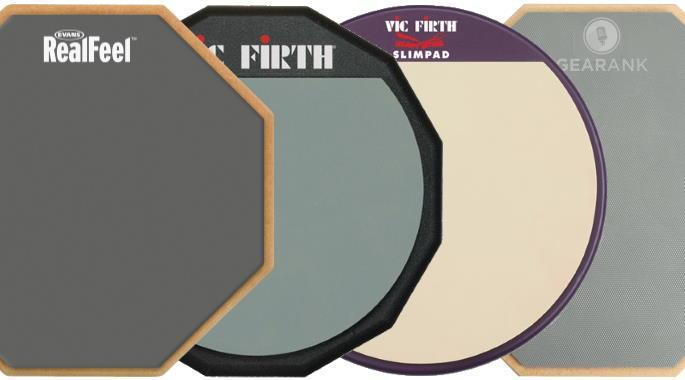 The Highest Rated Drum Practice Pads