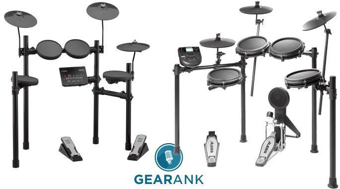 Beginner Electronic Drum Sets