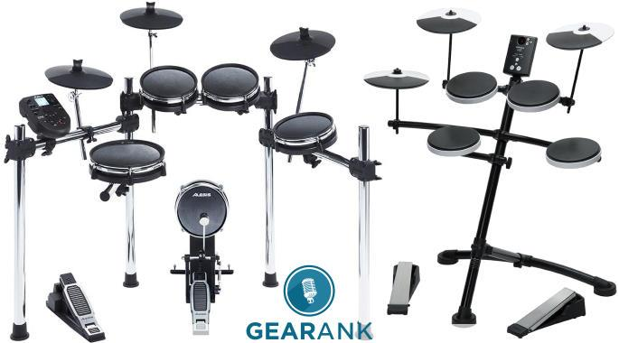The Highest Rated Electronic Drums Under $500